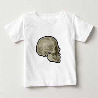 Skull Side Baby T-Shirt