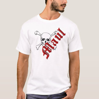 SKULL, Side Maul T-Shirt