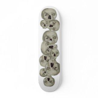 Skull Skateboard skateboard