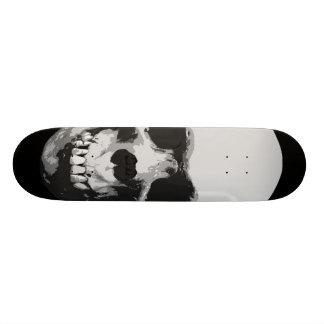 Skull Skateboard - Skull Pop Art Skateboards
