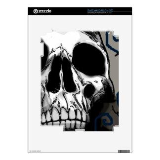 Skull Skin For iPad 2