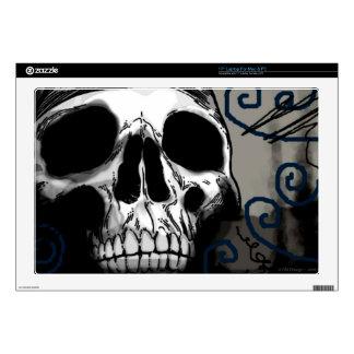 """Skull Skins For 17"""" Laptops"""