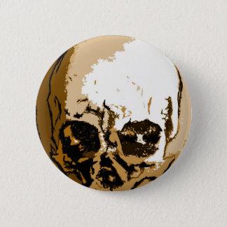 Skull Skulls Button