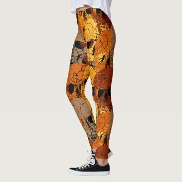 Skull ,Skulls ,Sugar Skulls Leggings