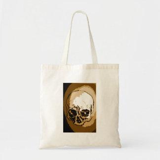 Skull Skulls Tote Bag