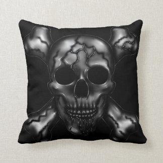 Skull Slaughter Pillow