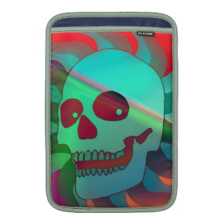 Skull Sleeve For MacBook Air