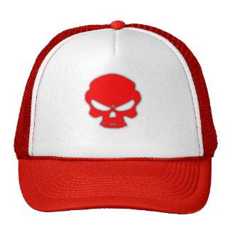 skull special trucker hat