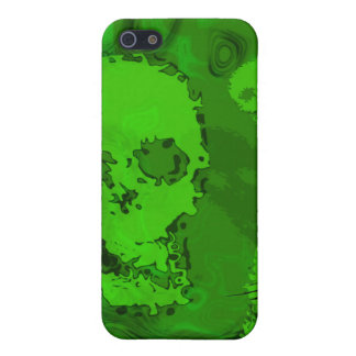 Skull Spectres Grunge  Case For iPhone SE/5/5s