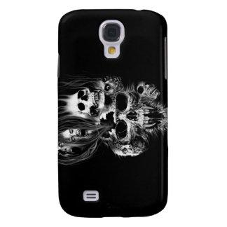 skull spirits samsung galaxy s4 cover