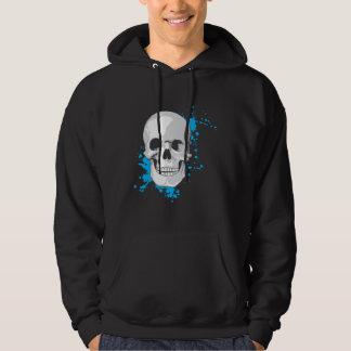 Skull Splatter Hoodie