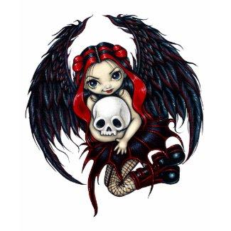 Skull Stealer gothic fairy Shirt shirt