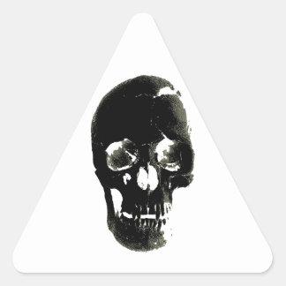 Skull Triangle Stickers