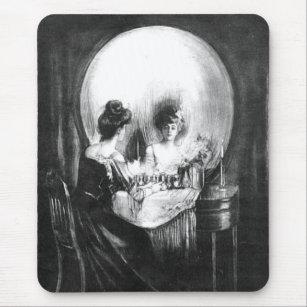 skull surprise 1 halloween mousepad