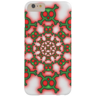 Skull Swarm Barely There iPhone 6 Plus Case