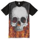 Skull T-Shirt (<em>$42.20</em>)