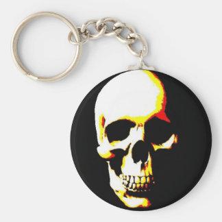 Skull T-Shirts, Mousepads: Fantasy Art  Rock Punk Keychain