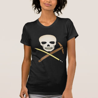 Skull & T-Square Shirts