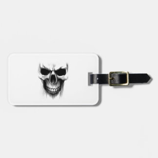 Skull Tag For Luggage