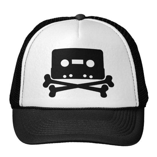 Skull Tape Trucker Hat