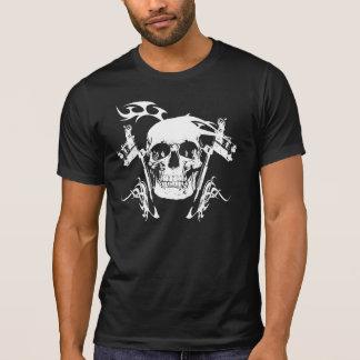 Skull Tattoo - Dark T-Shirt