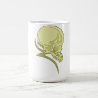 Skull Tattoo Classic White Coffee Mug