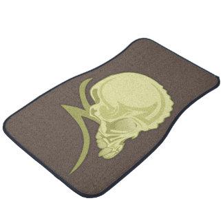 Skull Tattoo Floor Mat