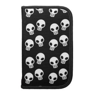 Skull Themed laptop sleeves Folio Planner