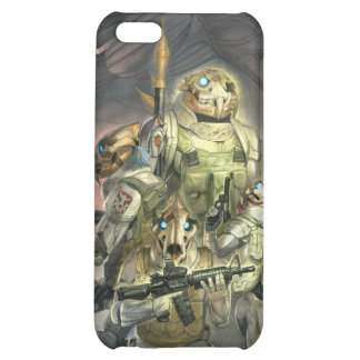 Skull tigers for iPhone4 Cover For iPhone 5C