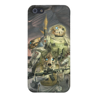 Skull tigers for iPhone4 iPhone 5/5S Cover