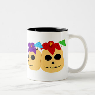 Skull Tiki Mugs