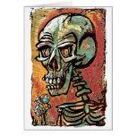 Skull Tiny Earth Cards