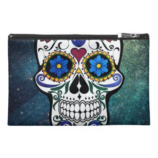 Skull Travel Accessory Bag
