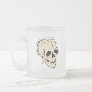 Skull Trick-Or-Treat Mug
