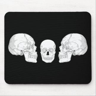 Skull Trio Mouse Pad