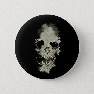 Skull Trip Badge Button