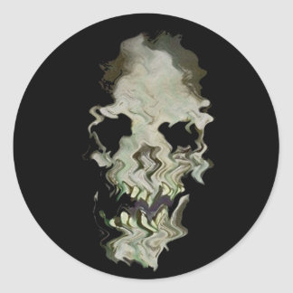 Skull Trip Sticker