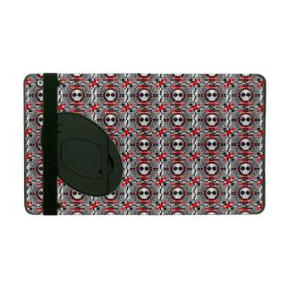 Skull TV Multi Powis iCase iPad kickstand iPad Cases