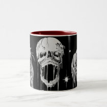 art, design, tattoos, mugs, artsprojekt, plastic art, Volume rendering, bugle call, mouse, graphic art, bone, work of art, Cranial cavity, drumbeat, head, creating by mental acts, animal, mugful, face, cyberart, Craniata, artificial flower, mandible, commercial art, skeleton, fine art, brain, containerful, stereoscopic vision, diptych, ungulates, designing, frontal bone, grotesque, decoupage, wikt:skalli, triptych, genre, Mug with custom graphic design