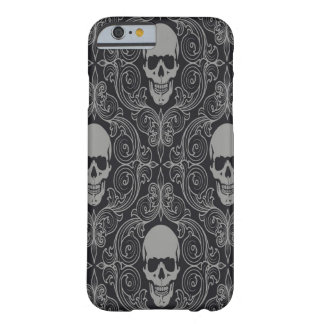 skull vintage barely there iPhone 6 case