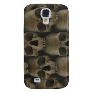 Skull Wall Samsung Galaxy S4 Cover