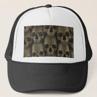 Skull Wall Trucker Hat