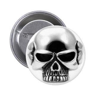 skull wear button