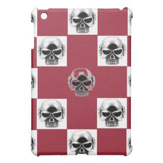 skull wear iPad mini case