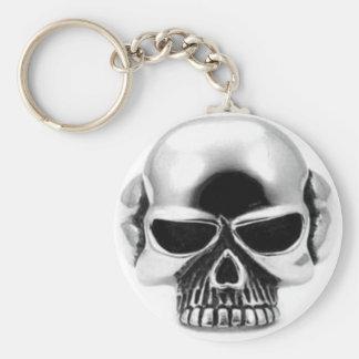skull wear keychain