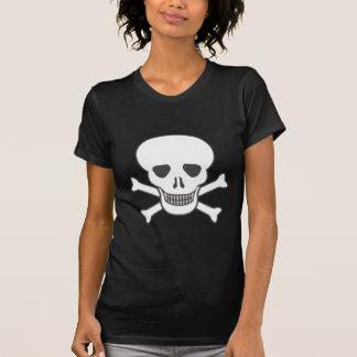 Skull Wearing Braces Shirt