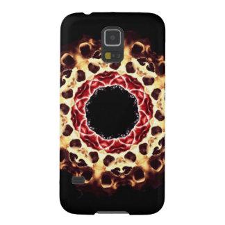Skull Wheel Galaxy S5 Cover