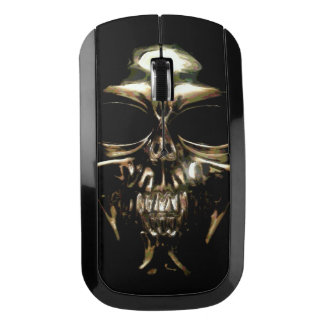 Skull Wireless Mouse