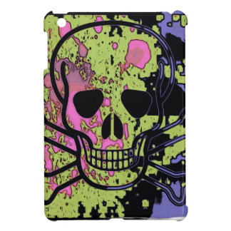 Skull with blood drops cover for the iPad mini