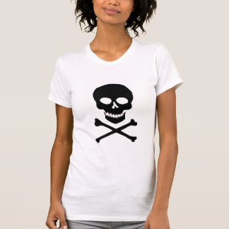Skull With Braces T-Shirt